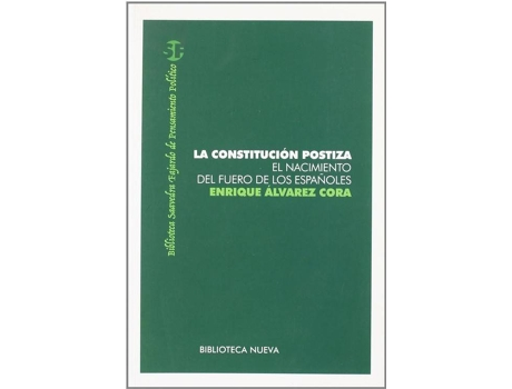 Livro Constitucion Postiza
