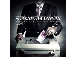 CD Straightaway - Democracy Of Spreading Poverty