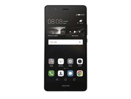 Smartphone HUAWEI P9 Lite Preto — Android 6.0 / 5.2'' / 4G / Octa Core 4 x 1.7 GHz + 4 x 2.0 GHz