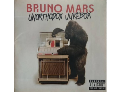 CD Bruno Mars - Unorthodox Jukebox — Pop-Rock