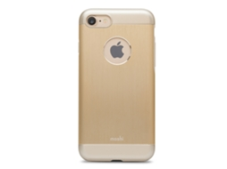 Capa MOSHI Armour iPhone 7, 8 Dourado — Compatibilidade: iPhone 7, 8