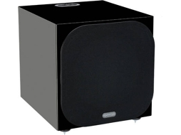 Subwoofer MONITOR AUDIO Silver W12 Preto Lacado — 500W | 20-120Hz