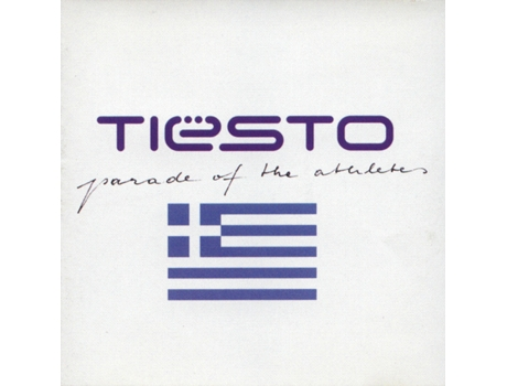 CD Tiësto - Parade Of The Athletes