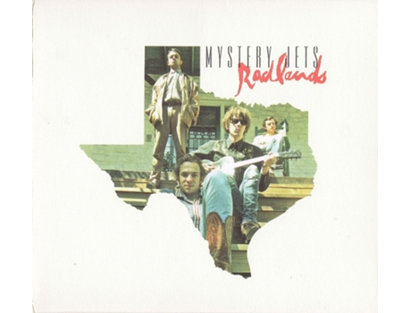 CD Mystery Jets - Radlands