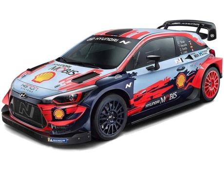 CARRO RC HYUNDAI I20 COUPE WRC 1/10 | [7298231 ]