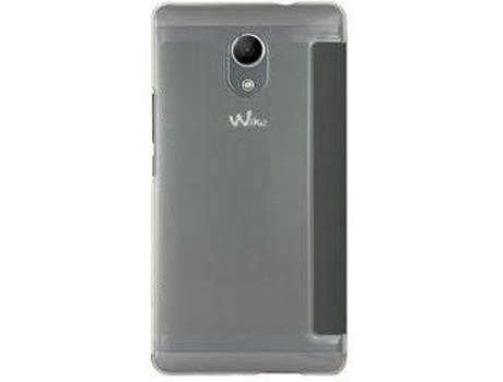 Capa WIKO Robby 3G WiCube Cinza — Compatibilidade: Wiko Robby