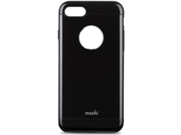 Capa MOSHI Armour iPhone 7, 8 Preto — Compatibilidade: iPhone 7, 8