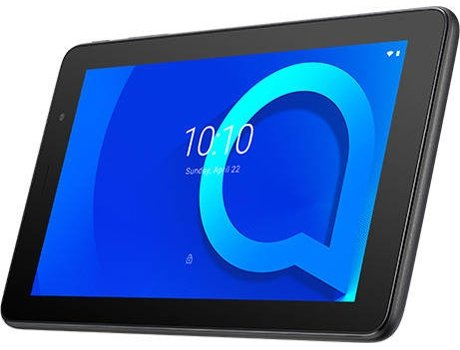 Tablet ALCATEL 1T (7'', 8 GB, RAM: 1 GB, Preto)