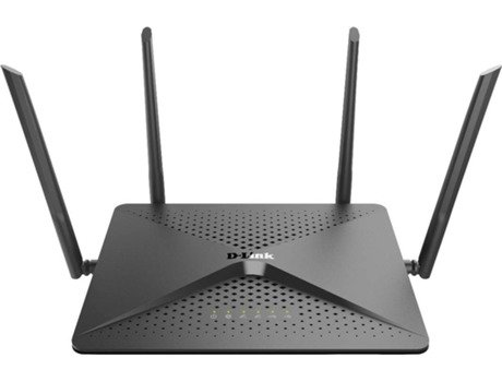 Router D-LINK AC 2600 Mu-Mimo — Dual band | 1000 Mbps