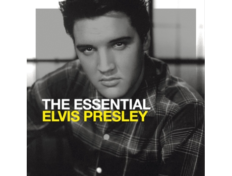 CD  elvis presley the essential elvis presley — Pop-Rock