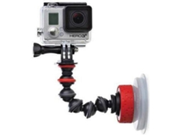 Suction Cup JOBY JB01 (Universal) — Para Action Cam