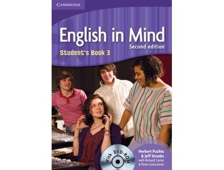 CAMBRIDGE - Cambridge Manual English In Mind 3! (Inglês)