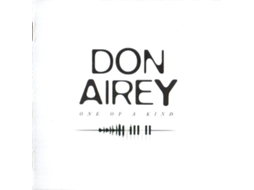 CD Don Airey - One Of A Kind