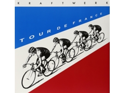 Vinil Kraftwerk - Tour De France 2009 Digital Remaster — House/Eletrónica