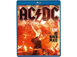 Blu-Ray  AC/DC - Live at River Plate — Rock