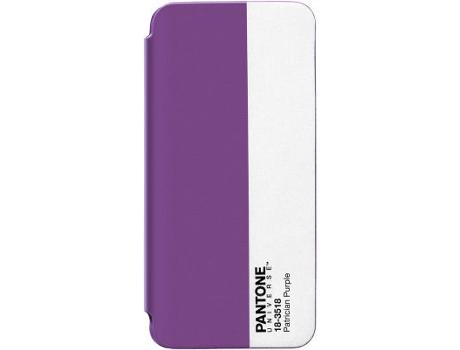 Capa CASE SCENARIO Scn Pantone Bookcase Apple iPhone 5 0dd4ea1ebe7d