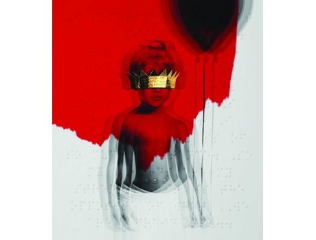 CD Rihanna-Anti Deluxe — Pop-Rock