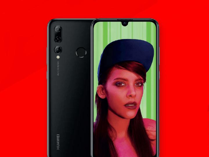 Huawei PSmart+ 2019