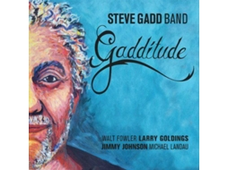 CD Steve Gadd Band - Gacy's Place: The Undiscovered Corpses (1CDs)