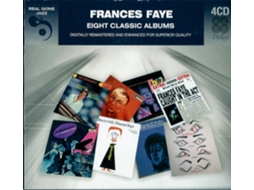 CD Frances Faye - Eight Classic Albums