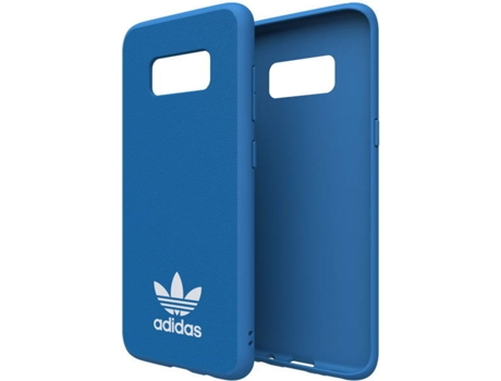 Capa ADIDAS Moulded Samsung Galaxy Note 8 Azul — Compatibilidade: Samsung Galaxy Note 8