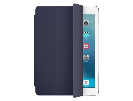 Capa iPad Pro 9.7''  APPLE Smart Cover — 9.7''/Azul Escuro