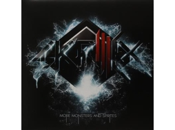 Vinil Skrillex - More Monsters and Sprites — House / Electrónica