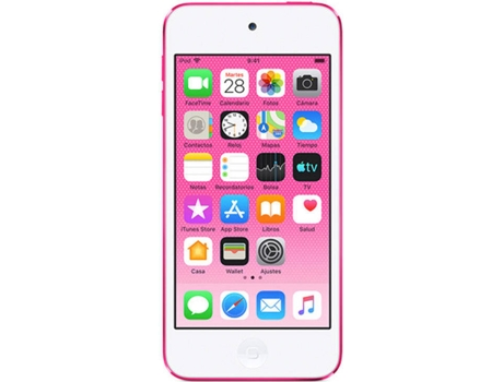 Ipod Touch 32GB 4IN Pink Cons
