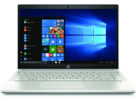 Portátil 14'' HP Pavilion 14-ce0006np — Intel Core i7-8550U | 8 GB | 256 GB SSD | NVIDIA GeForce MX150