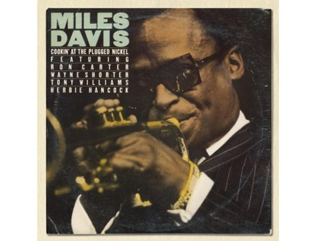 CD Miles Davis - Cookin' At The Plugged Nickel — Jazz