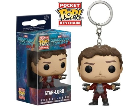 Porta-Chaves Guardians of the Galaxy Star-Lord — Porta-Chaves