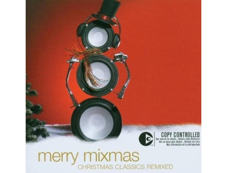 CD Vários - Merry Xmas - Christmas Classics — Popular