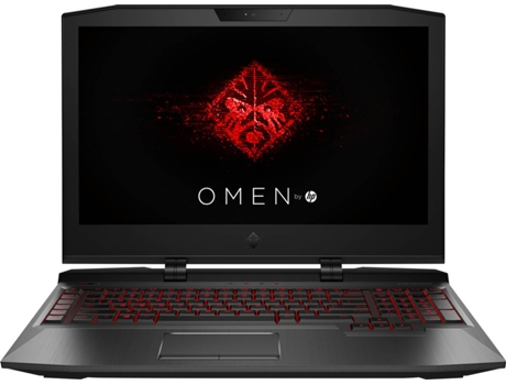 Portátil Gaming HP OMEN X 17-AP002NP — Intel Core i7 / 32 GB / 1 TB + 256 GB SSD / NVÍDIA GeForce GTX1080 8GB GDDR5