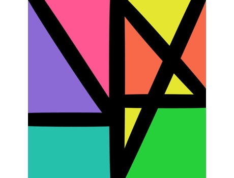 CD New Order - Complete Music