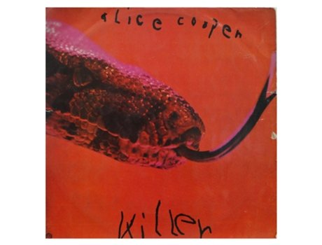 Vinil Alice Cooper - Killer — Alternativa/Indie/Folk