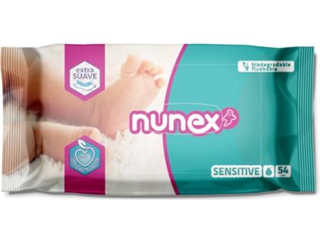 Toalhitas NUNEX Sensitive (54 un)