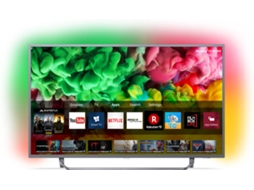 TV LED 4K Ultra HD 50'' PHILIPS 50PUS6753/12 — 4K Ultra HD| 50''| A