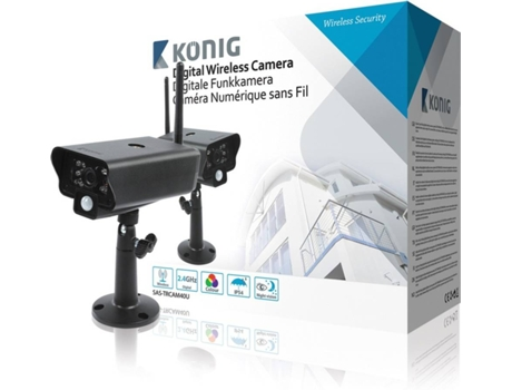 Câmara Digital KÖNIG SAS-TRCAM40 — Wireless / iOS e Android