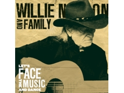CD Willie Nelson & Family - Let's Face The Music and Dance — Pop-Rock