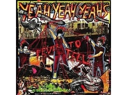 Vinil LP Yeah Yeah Yeahs - Fever To Tell: STIC — Pop-Rock