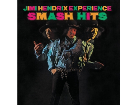 CD Jimi Hendrix - Smash Hits — Pop-Rock