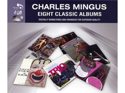 CD Charles Mingus - Eight Classic Albums