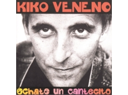 CD/DVD Kiko Veneno - Echate Un Cantecito — Pop-Rock