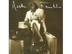CD Aretha Franklin - Love All The Hurt Away