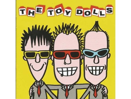 CD The Toy Dolls - The Album After The Last One