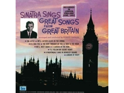 Vinil Frank Sinatra - Great Songs From Great Britain — Jazz