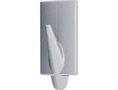 Gancho TESA 57544-00010 (Prateado - Plástico)