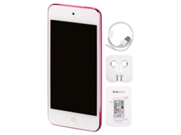 Leitor MP5 APPLE Ipod touch 64GB Rosa — 64GB