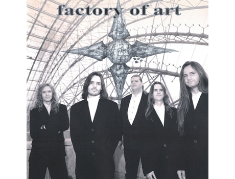 CD Factory Of Art - Point Of No Return