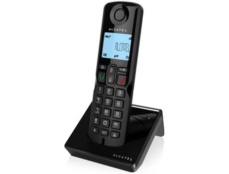 Telefone ALCATEL S250 Preto | [5899193 ]